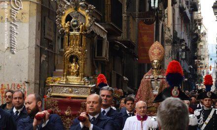 San Gennaro e il prodigio della liquefazione del suo sangue