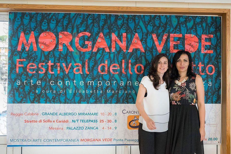 Morgana Vede, il Festival dello Stretto: l'Art Influencer Petra Scognamiglio tra i protagonisti