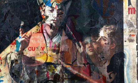 San Gennaro celebrato dall'artista Andrea Chisesi al Castel dell'Ovo