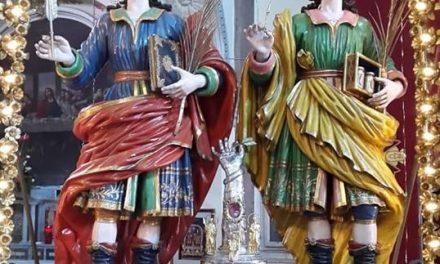 Cosma e Damiano: medici, santi e taumaturghi