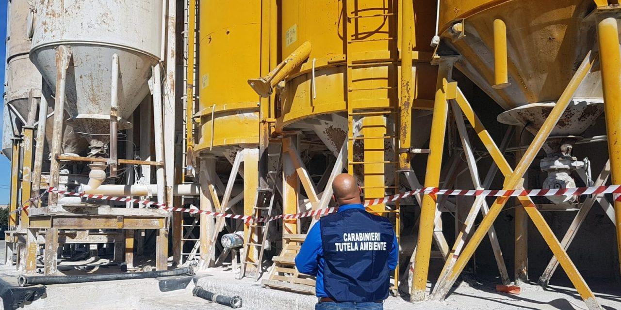 Ditta scaricava acque reflue nella fognatura a Caivano: sequestri e una denuncia