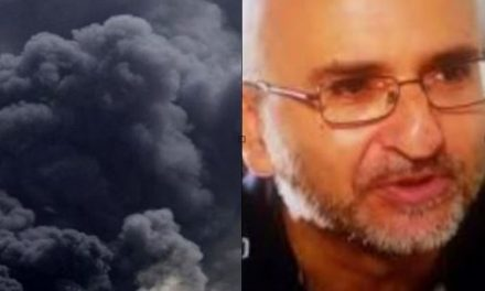 """Brucia l'impianto di rifiuti a Pastorano. Costanzo (Medici dell'Ambiente): """"Tentato di consegnare il mio timbro di medico di famiglia"""""""