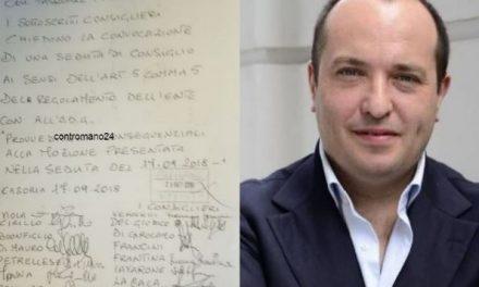 Pronta la sfiducia per Fuccio da presidente Ato Rifiuti Napoli 1: ecco la nota protocollata