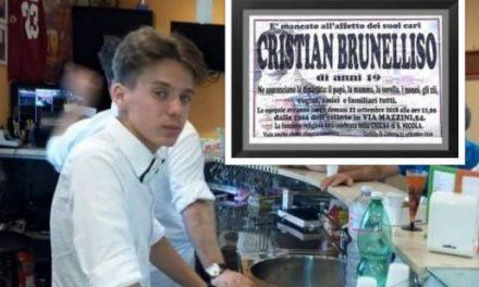 Lutto nel napoletano. Cristian è volato in cielo a soli 19 anni