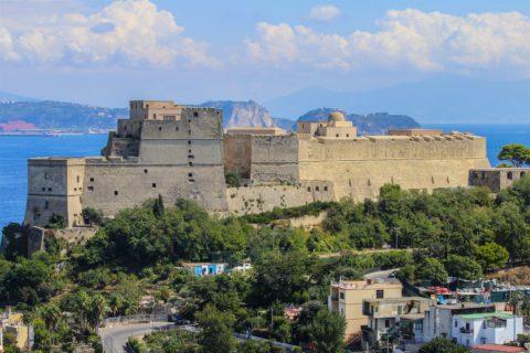 castello di Baia