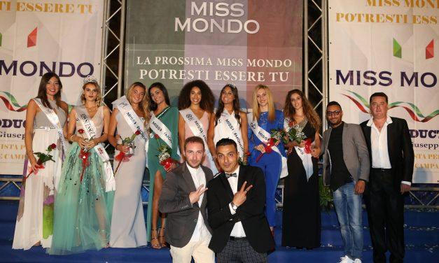 Miss Mondo: eletta la prima semifinalista in Campania