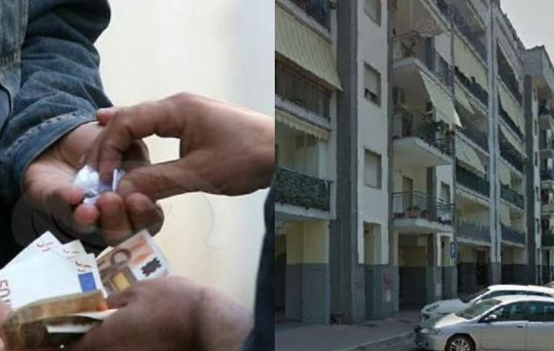 Spaccio di droga sotto i porticati del Parco Sant'Antonio di Afragola: polizia arresta giovane