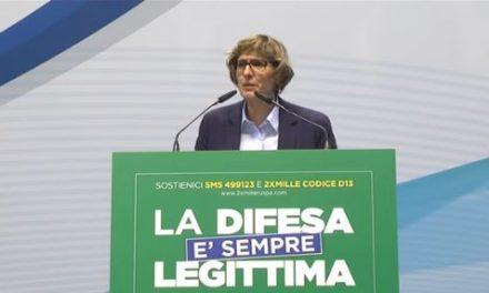 """Legittima difesa. La ministra Bongiorno (Lega): """"Giusto sparare se qualcuno entra in casa"""""""