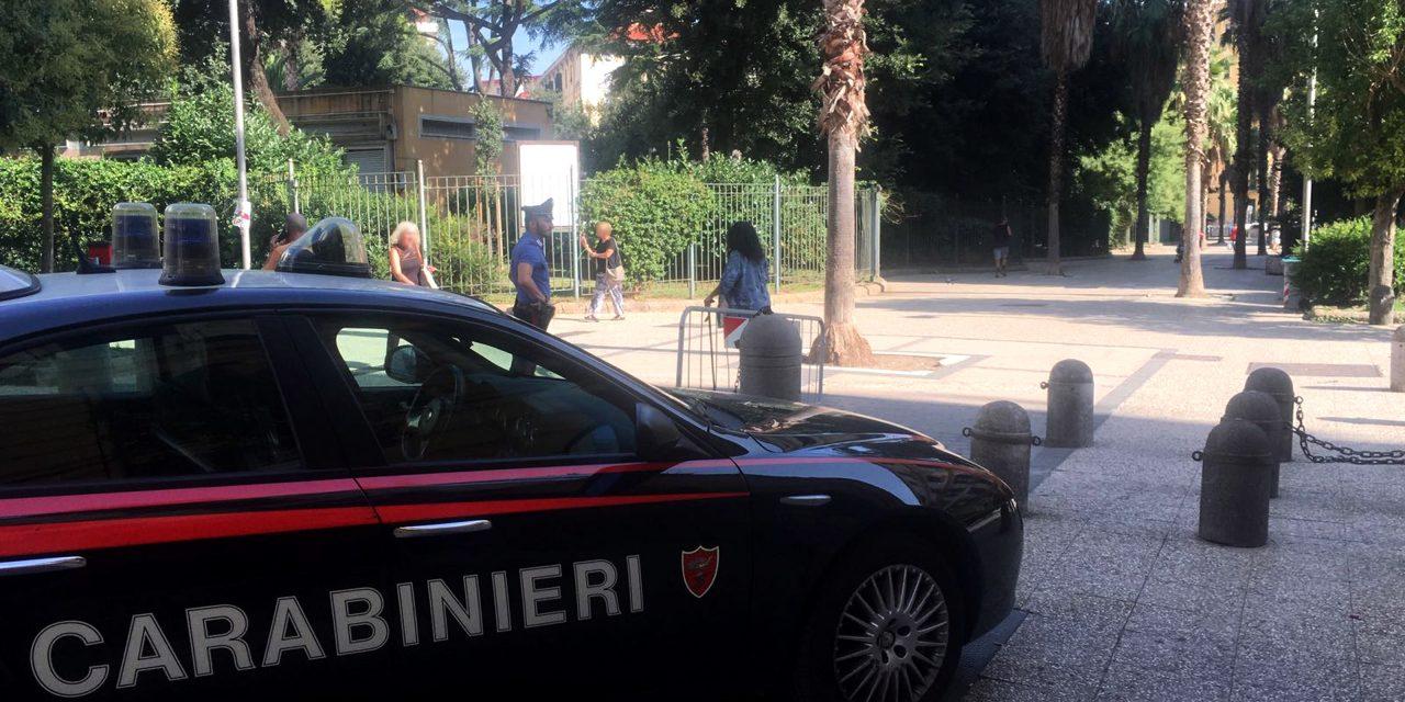 Carabinieri arrestano parcheggiatore abusivo nel quartiere Vomero a Napoli