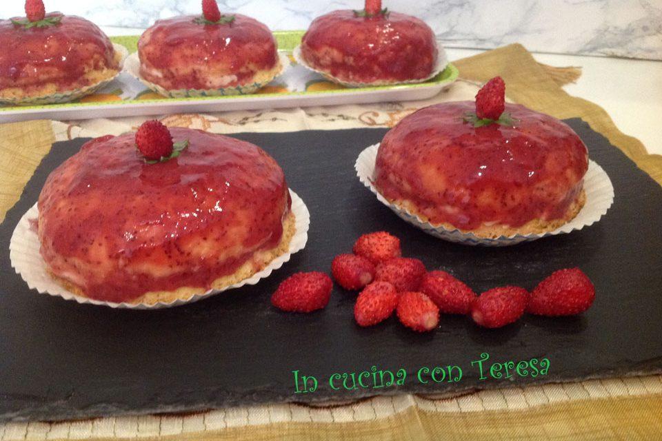 Scazzetta del cardinale: un dolce di fragoline da leccarsi i baffi. Ecco la ricetta antica
