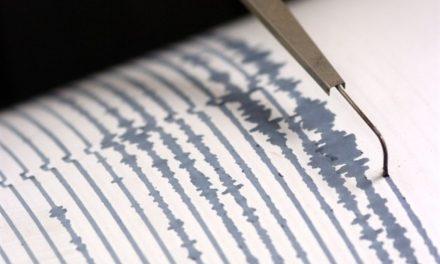 Scossa di terremoto in Campania, magnitudo 3.1