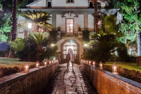 Live in Villa di Donato