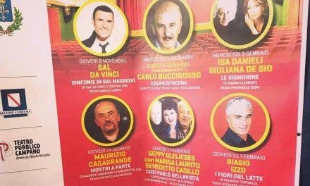 Teatro Italia di Acerra, nuova stagione teatrale: ecco il cartellone degli eventi