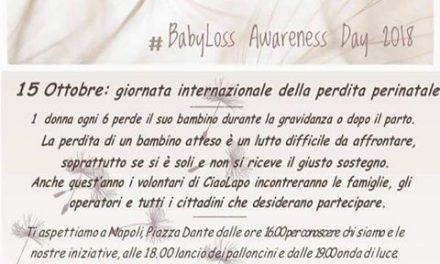 15 ottobre. Giornata internazionale della perdita perinatale