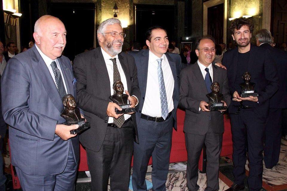 Premio Cardinale Sepe 2018, riconoscimento a Carlo Verna e Alessandro Siani