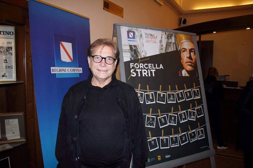 """""""Forcella Strit"""", Abel Ferrara al Trianon Viviani americanizza Napoli"""