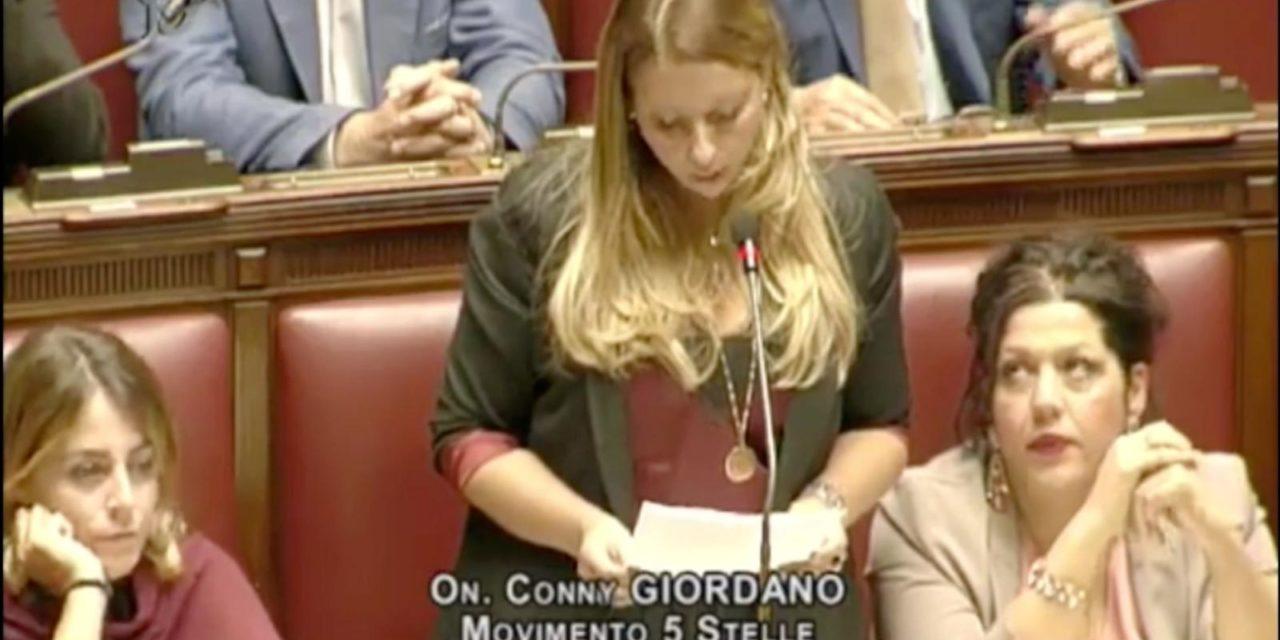 """Giordano (M5S): """"Al via grande piano di investimenti per rilanciare Mezzogiorno"""""""
