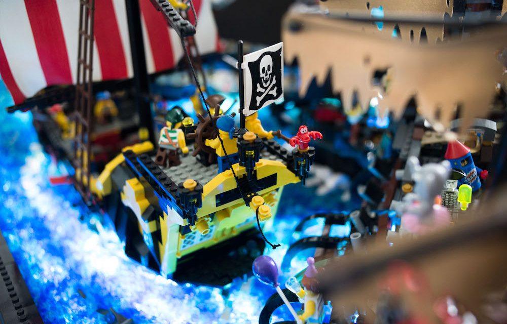 Un mondo di mattoncini Lego, arriva a Napoli dal 13 Ottobre la mostra