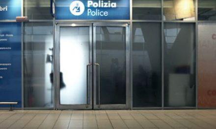 Atti osceni sul treno: notificato verbale di 10mila Euro