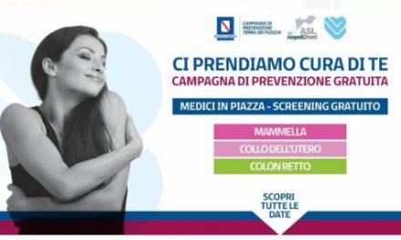 Campagna di prevenzione gratuita dell'Asl Napoli 2 Nord. Le date per le visite