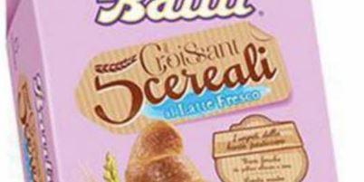 Rischio salmonella nei croissant, Bauli si difende: «Errore dell'Asl di Salerno»