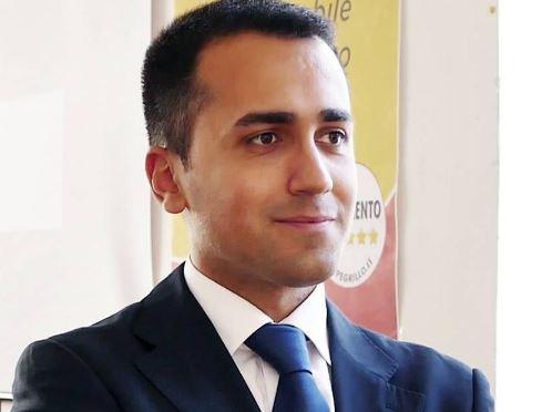 """""""Il Movimento 5 Stelle non parteciperà alle elezioni provinciali"""" l'annuncio del vicepremier Di Maio"""