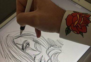 Camiceria Affinito, arte su tessuti per celebrare la giornata internazionale degli artisti