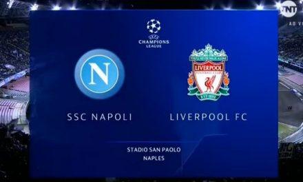 Un super Napoli segna nel finale con Insigne e batte i vice-campioni d'Europa