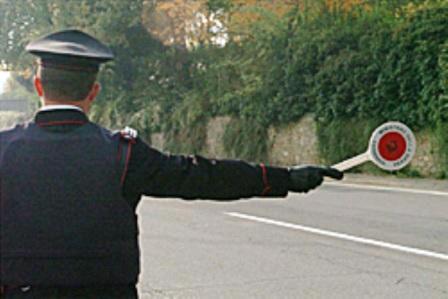 Covid ad Ercolano. Controllati dai Carabinieri 27 veicoli e 65 persone, 5 multate