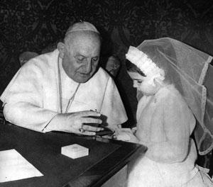 11 ottobre: San Giovanni XXIII (il papa terziario francescano)