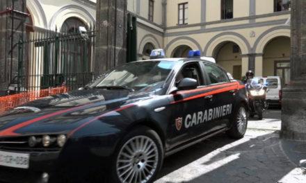 Controlli straordinari dei Carabinieri a Napoli: oltre 10mila persone controllate