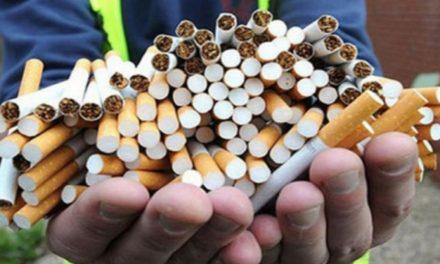 Lotta al contrabbando a Casoria: sorpreso uomo con 400 pacchetti di sigarette