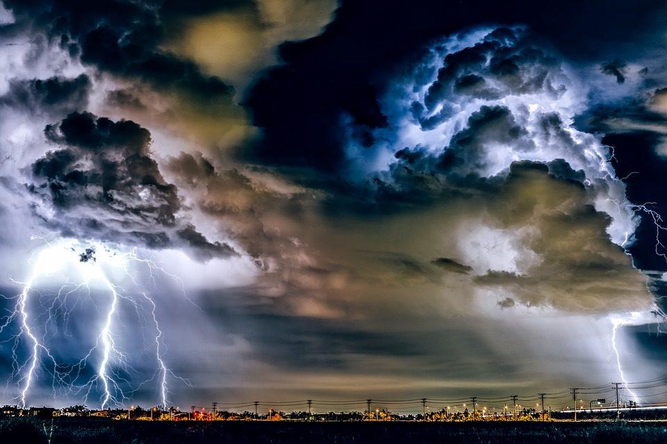 Meteo 4 Ottobre, caldo al Nord e temporali al Sud