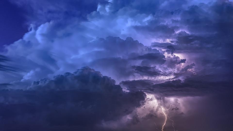Allerta meteo in Campania: criticità colore giallo dalle 14