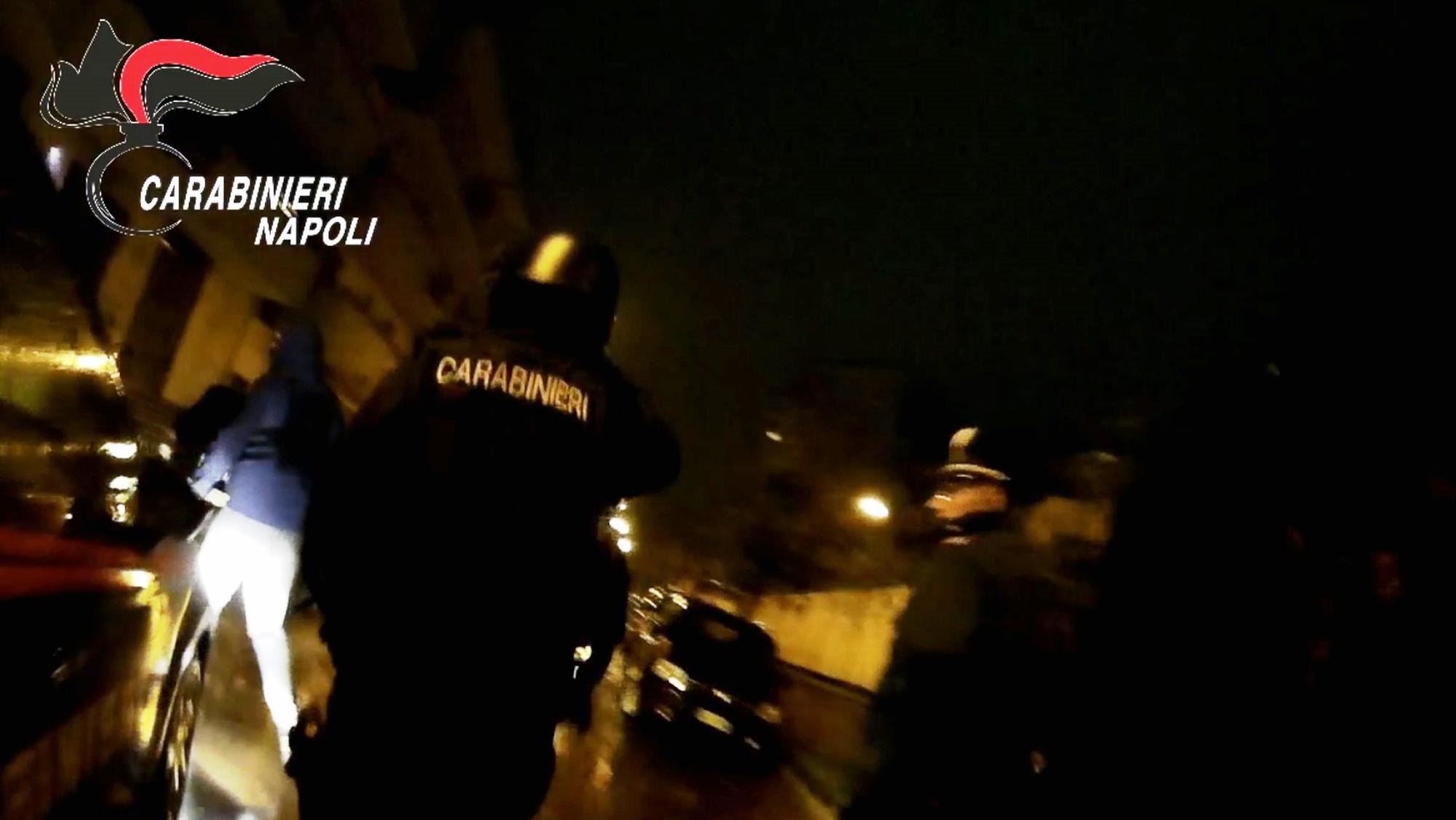 Droga da Spagna, Olanda, Germania: scatta il blitz dei carabinieri, 24 persone arrestate
