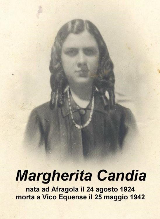 Margherita Candia. Testimone di Pace