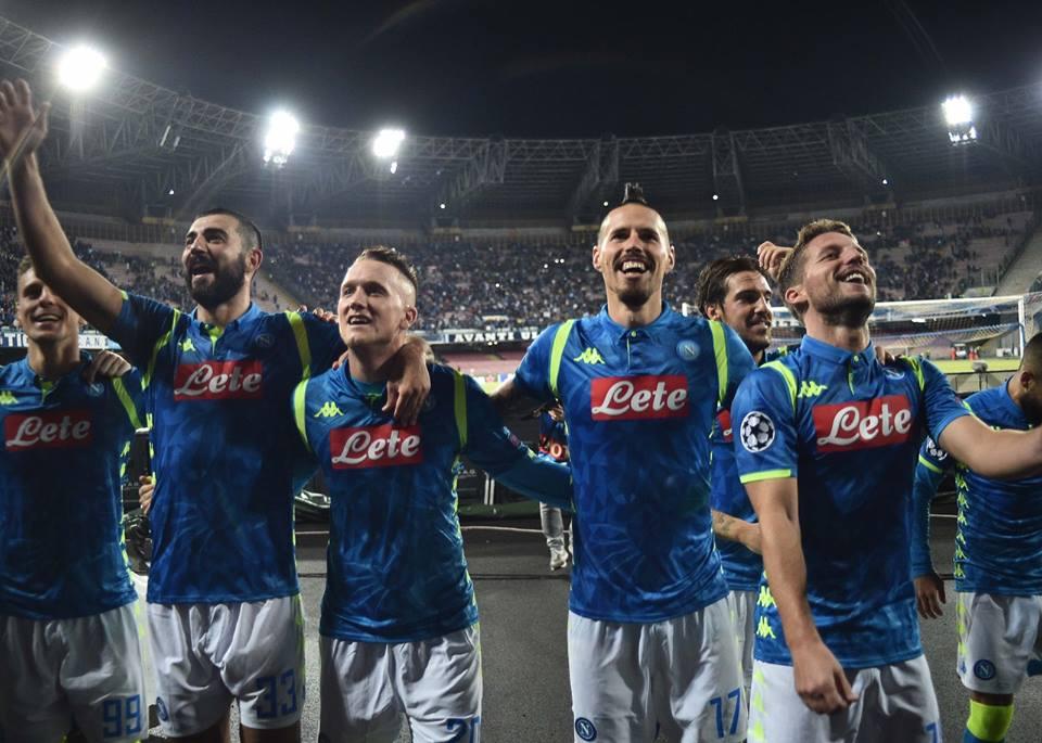 Napoli-Psg, domani la sfida clou del girone C