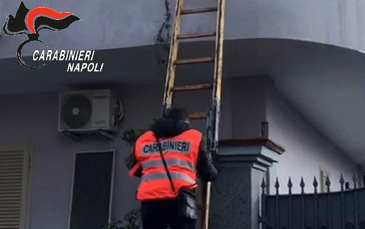 Blitz dei carabinieri a Giugliano: arrestate sette persone per droga