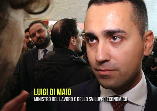"""La denuncia de Le Iene: lavoro nero nella ditta del padre di Di Maio. Il vicepremier: """"Consegnerò i documenti"""""""