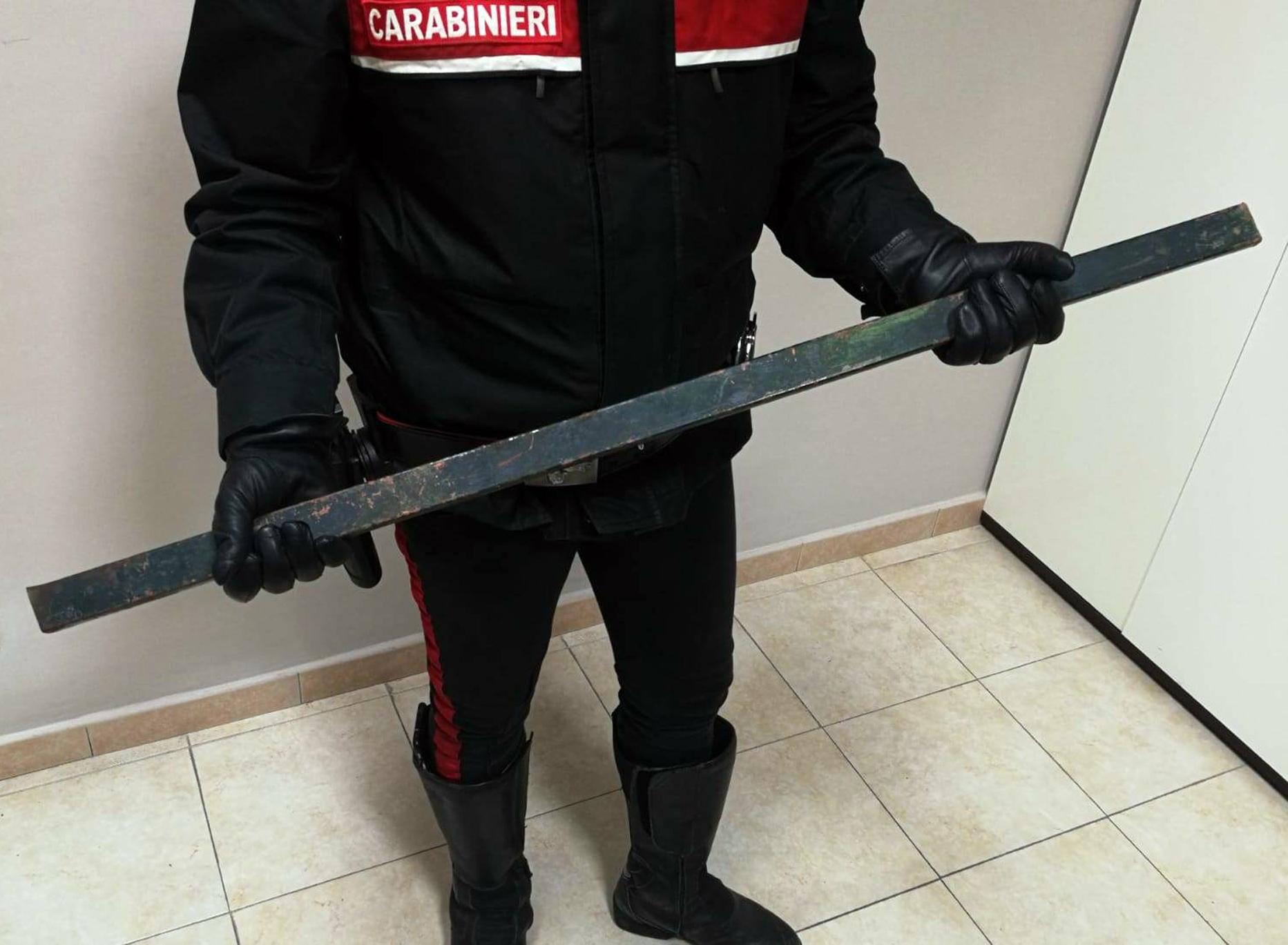 Padre e figlio tentano furto in una abitazione di Striano: arrestati dai carabinieri