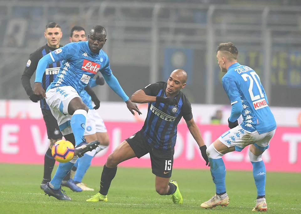 Inter-Napoli nel segno dei cori razzisti. Dov'erano la Figc e l'arbitro?