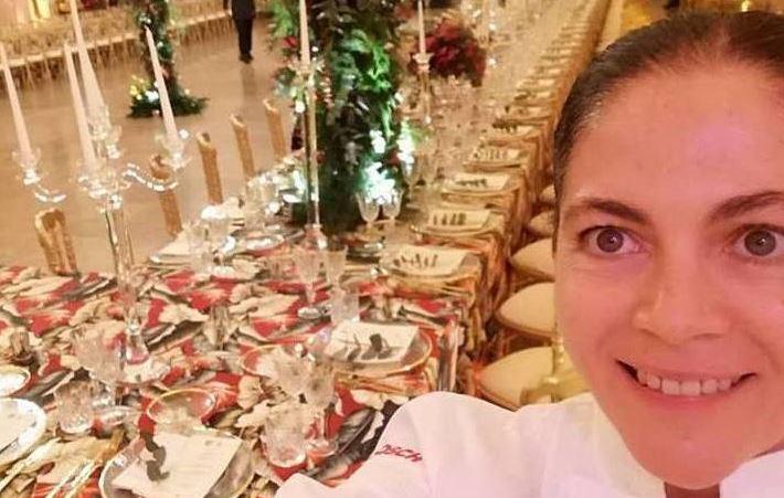 Chiude la tre giorni alla Reggia con la cena di beneficenza firmata dalla chef Marziale