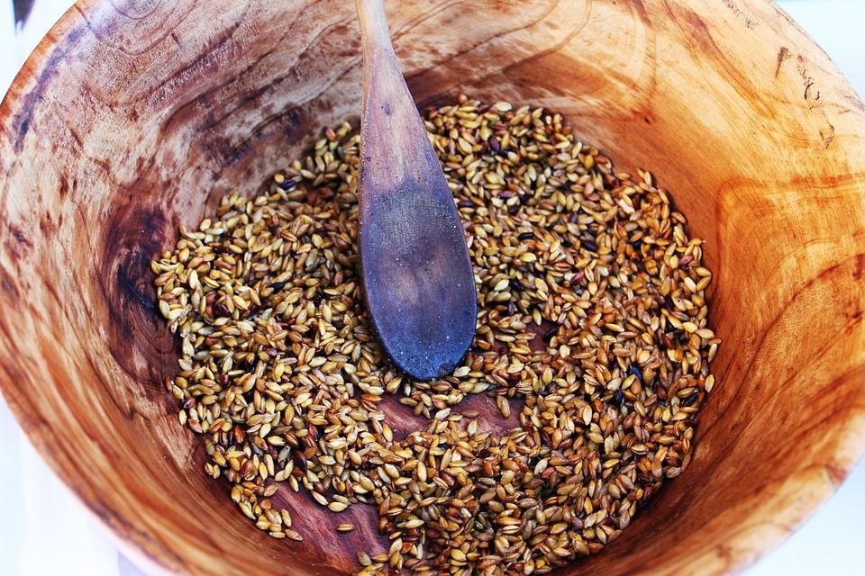 Farro, una fonte di fibre per sbarazzarti dalle tossine