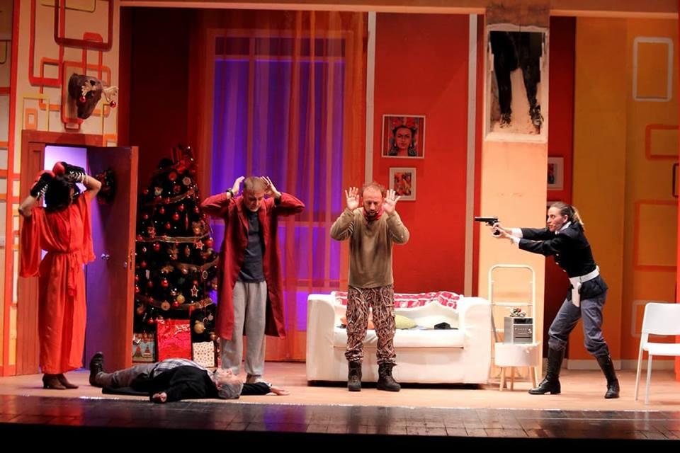 """Al Teatro Italia di Acerra approdano i """"Ditelo Voi"""" con il loro nuovo spettacolo"""