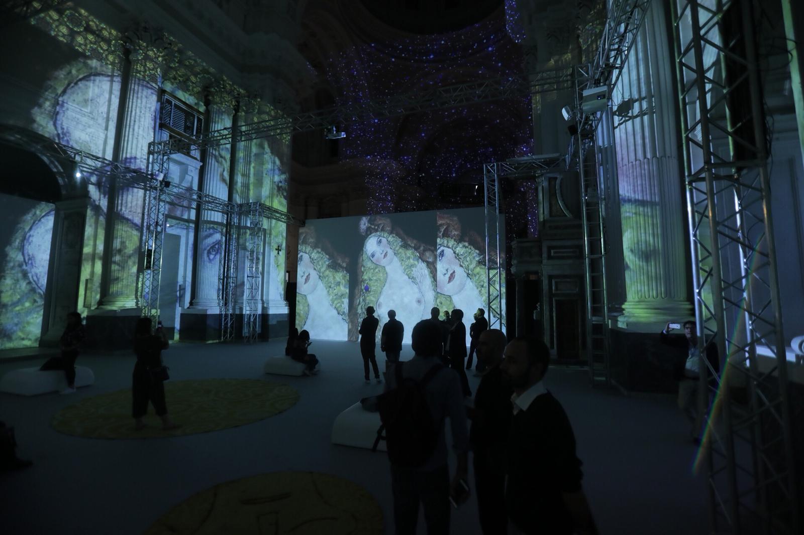 Klimt Experiencefesteggia il Natale con offerte speciali ai propri visitatori