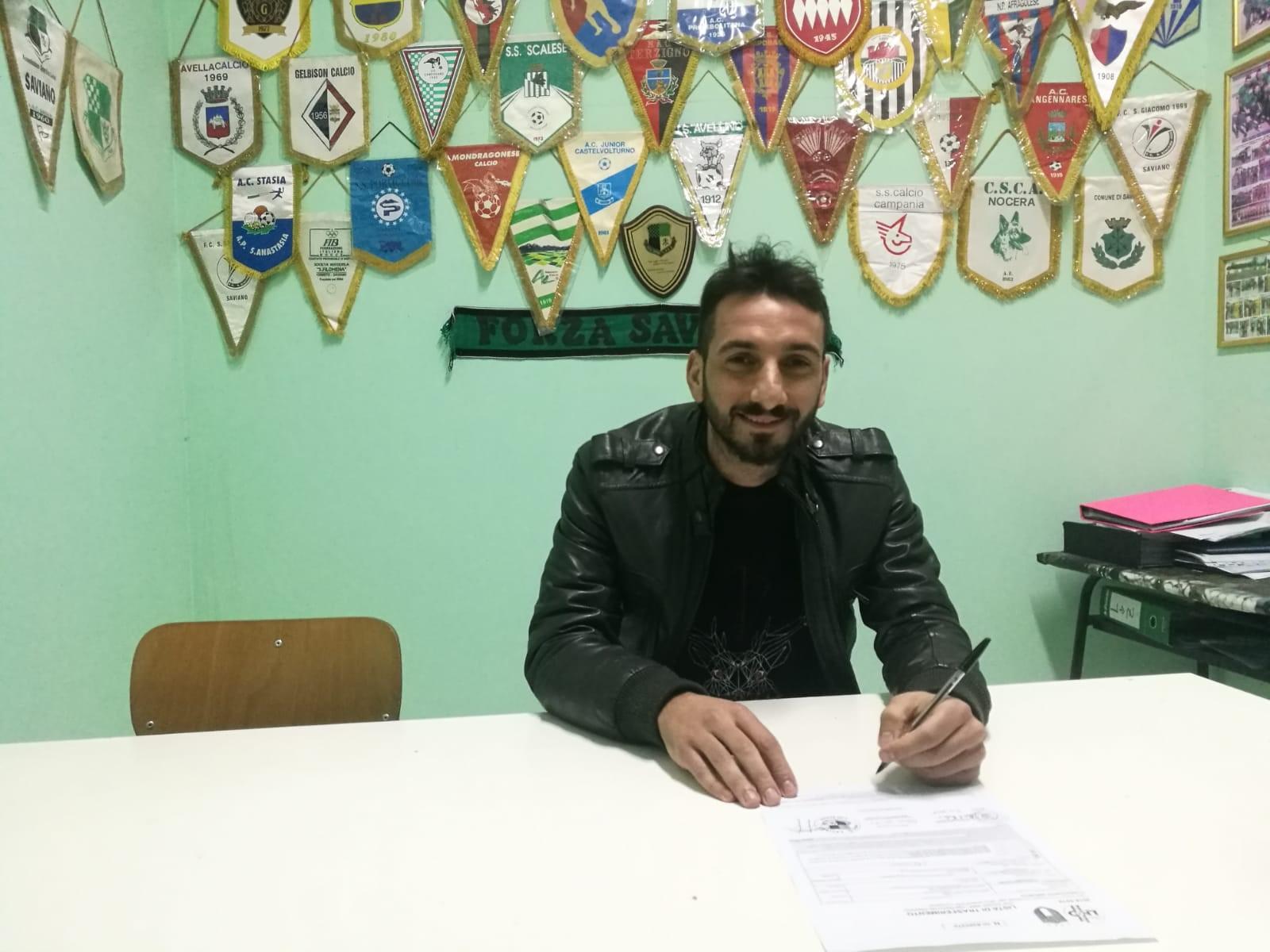 L'ASCD Saviano tessera due nuovi calciatori: già a disposizione del mister Minichini