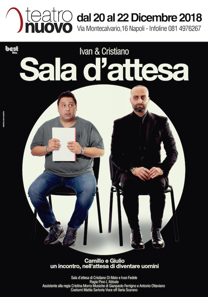 Al Teatro Nuovo di Napoli lo spettacolo di Ivan e Cristiano