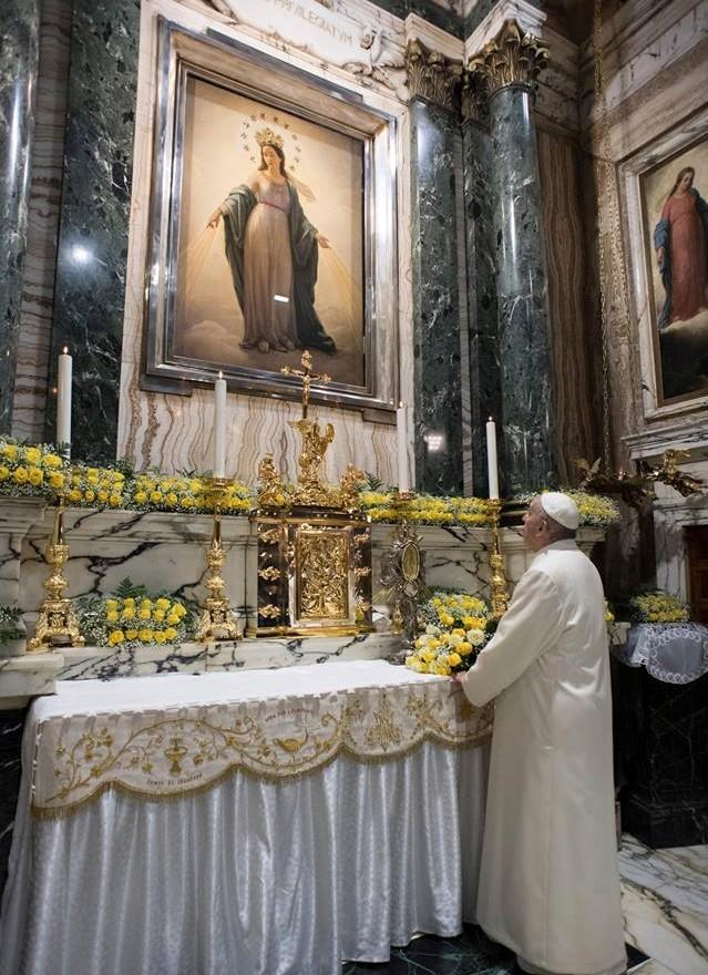 Supplica alla Madonna del Miracolo