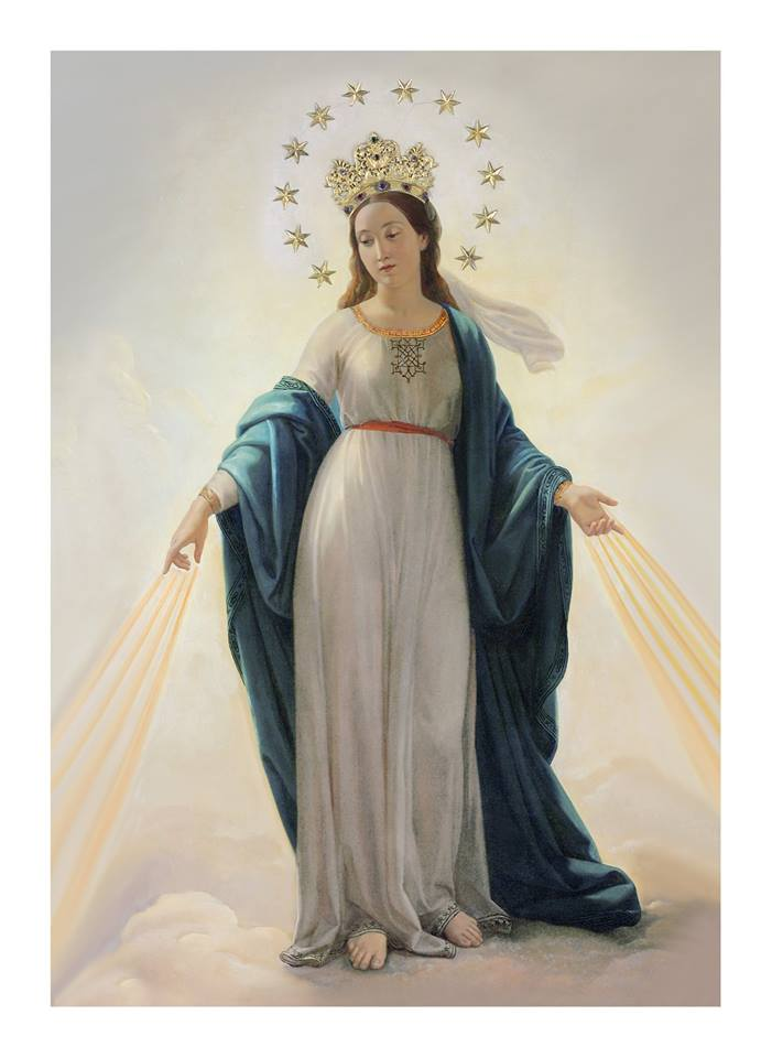 L'apparizione della Vergine a Roma: la Madonna del Miracolo