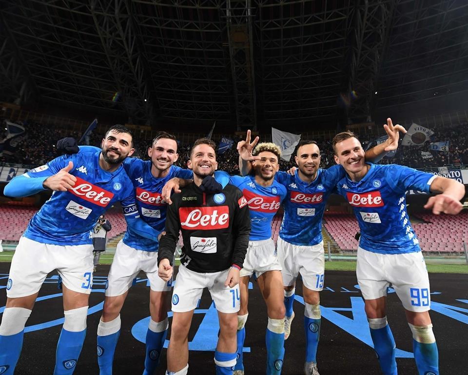 Napoli-Lazio, una partita dalle mille emozioni: termina 2-1 per gli azzurri